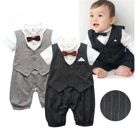 baju bayi cowok selling 1pc newborn baby boy clothes gentleman wedding