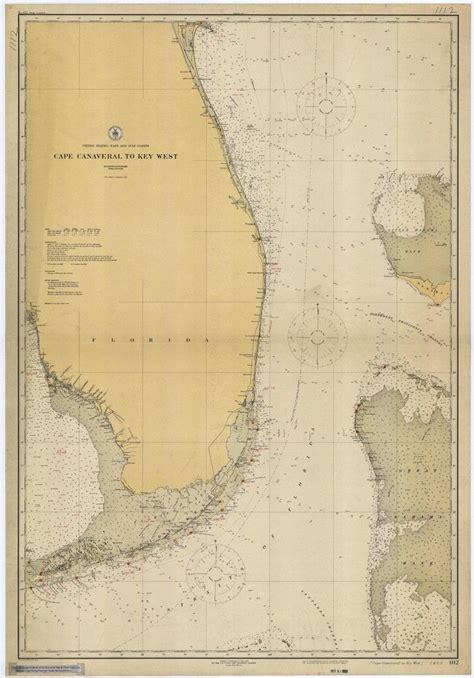 florida gulf  mexico nautical maps images