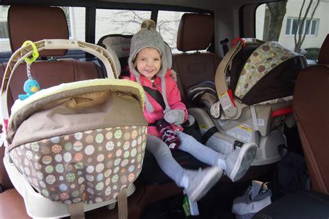 Will Three Car Seats Fit In A 2015 Ram 1500?