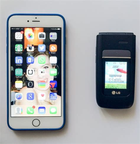 what smartphone should i get why you should get a flip phone in 2015