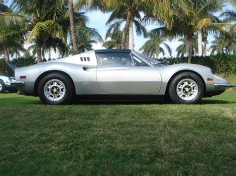 Despite being powered by a v6, it was still an incredibly sporty car for its day.when most people think about a ferrari from the '70s, it's. 1973 Ferrari 246 Dino GTS - Classic Ferrari Other 1973 for sale