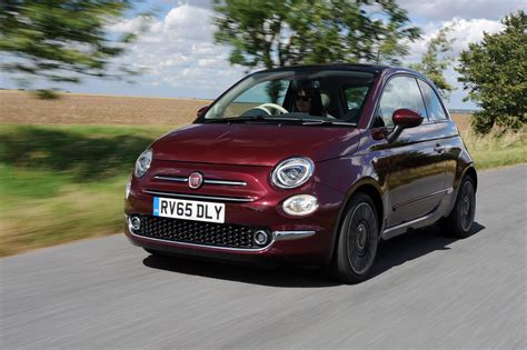 Fiat Car : Fiat 500 Twinair (2016 Facelift) Review By Car Magazine