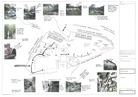 garden design brief how to design a garden solving site problems and fulfilling the client brief exle 1