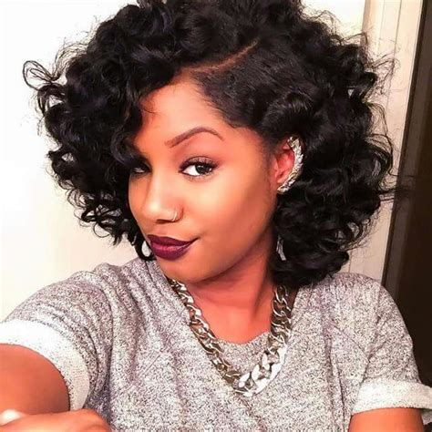 Black Hairstyles For Relaxed Hair by 181 Best Images About Lotta Hair On