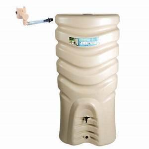 Robinet Pour Récupérateur D Eau : goutti re et r cup ration d 39 eau de pluie castorama ~ Dailycaller-alerts.com Idées de Décoration