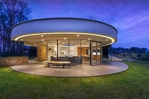 Round, House, Design, A, Dog, Friendly, Home, By, 123dv