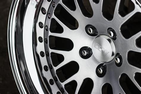 Three-piece Custom-made Forged Wheels