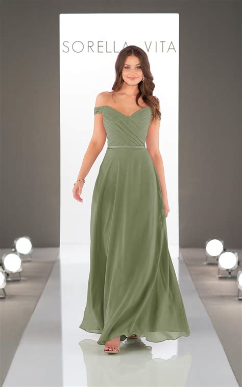 cute  classic bridesmaid dress sorella vita