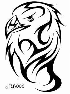 0fc3e0f9f Tribal Eagle Tattoo by ~blackbutterfly006 on deviantART .