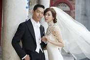 直擊/林志玲甜笑挽父親亮相 新人婚紗照同時曝光 - 娛樂 - 中時