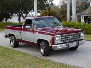 1980 Chevy C10 Truck