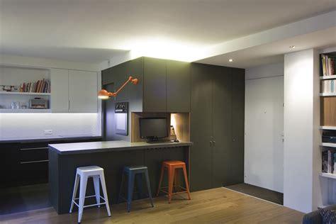 inspiration cuisine ouverte la transformation radicale d un appartement à