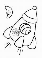 Coloring Colouring Simple Printable Toddlers Easy Olds Rocket Transportation Kindergarten Bubble Wrap Printables Sheets Toddler Activities Truck Development Fabulous Books sketch template