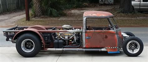 VW Type 2 Hot Rod with a Mid engine V8 ? Engine Swap Depot