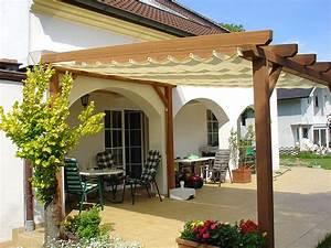 Pergola Elemente Holz : holz pergola mit bogen und rankgitter ~ Sanjose-hotels-ca.com Haus und Dekorationen