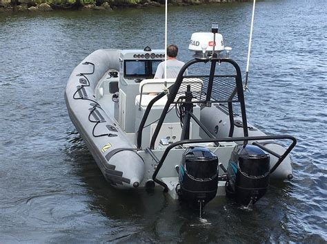 Zodiac Hurricane Boat For Sale by Zodiac Hurricane H733 1994 For Sale For 76 900 Boats
