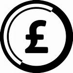 Pound Coin Icon Svg Onlinewebfonts Cdr Eps