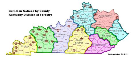 Many W. Ky. Counties Remain Under Burn Bans | WKMS