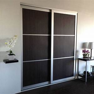 Woodgrains - Sliding Closet Doors / Room Dividers - Modern