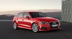 Audi A3 Berline 2016 : scoop nouvelle audi a3 restyl e 2016 tir e a4 pingles ~ Gottalentnigeria.com Avis de Voitures