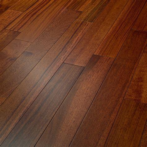 "Kempas Hardwood Flooring   Kempas Espresso 11/16"" x 3.6"" x"