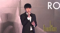 金曲新人李榮浩現場演唱新歌《不搭》 20141127 《李榮浩同名專輯》發片記者會 - YouTube