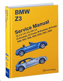 bmw repair manual  roadster  coupe  roadster