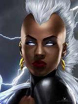 I am storm, and for me, there are no such things as limits.―storm. Storm X-men by LaikenDesignz on DeviantArt