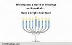Blessings Of Hanukkah... Free Religious Blessings eCards ...