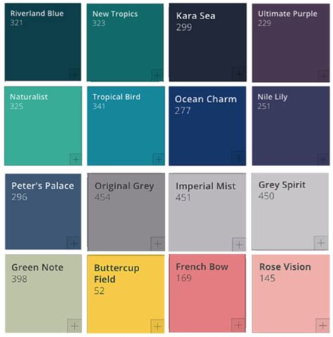 tips colour inspiration 2016 summer colour trends