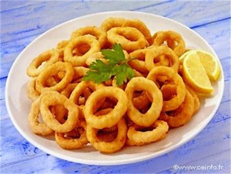 beignets de calamars 224 la romaine recette facile les poissons en filets