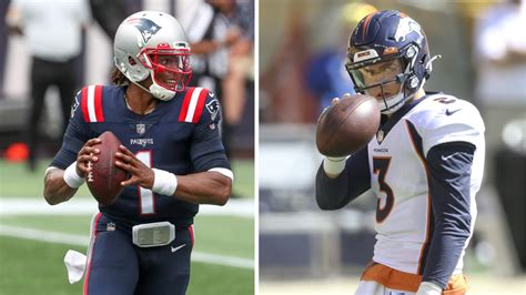 Denver Broncos at New England Patriots | Week 6 ...