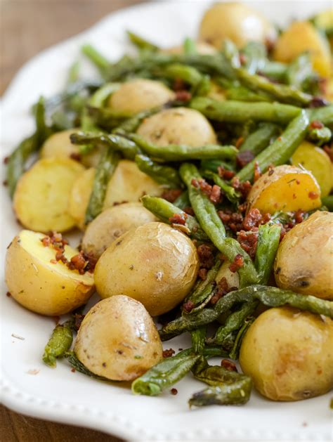 fryer air beans potatoes recipe recipes vegetables raw ninja fresh side baked foodi oven potato