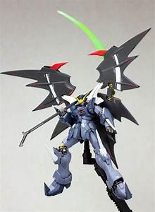 MG XXXG-01D2 Gundam Deathscythe Hell: Assembled, Improved ...