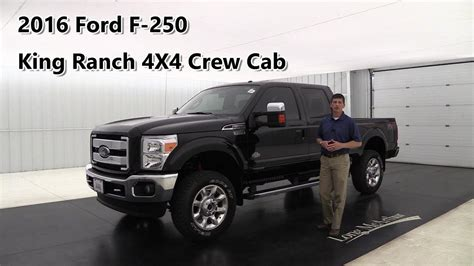 ford   king ranch  crew cab  youtube