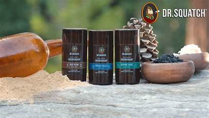 Deodorant Odor Natural Dr Squatch Expect Switch