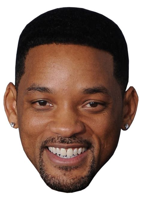 Will Smith Diy Celebrity Face Mask Kit