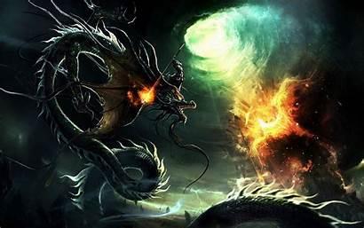 Phoenix Bird Dragon Wallpapers Fenix Background Fantasy