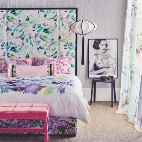 purple rug bedroom colour schemes colourful bedrooms bedroom colours