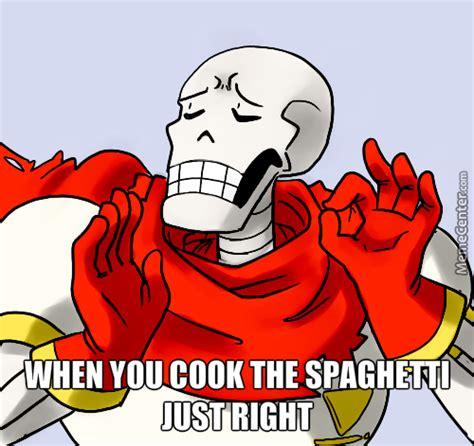 Papyrus Memes - knees weak arms heavy papyrus spaghetti by nairod98 meme center