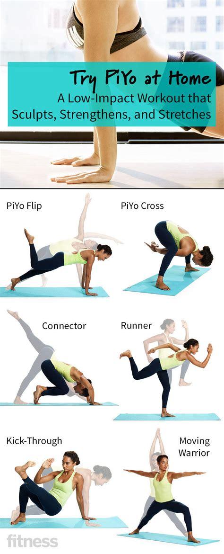 piyo  home   impact workout  sculpts