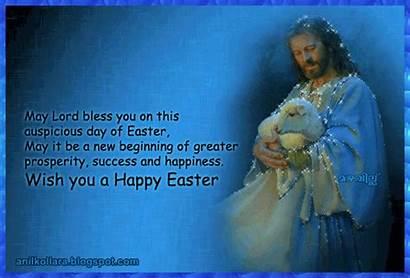 Easter Happy Jesus Religious Greetings Risen Quotes
