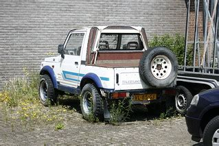 Suzuki Rhino by Suzuki Samurai Rhino Date Of Birth 07 06 1991 Flickr