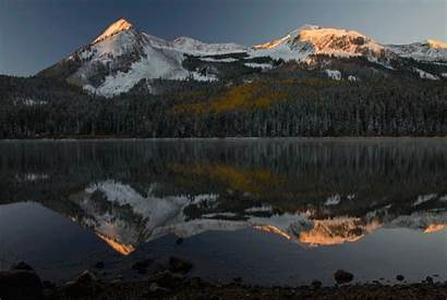 Lake Sunrise Lakes Slough Lost Colorado Trail