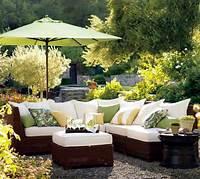 inspiring patio furniture design ideas Ideas for garden furniture the seating area in the garden ...