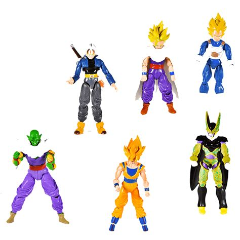 View a wide selection of action figures and other great items on ksl classifieds. 6 Pcs Dragonball Z Dragon ball DBZ Goku Piccolo Action ...