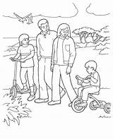 Lds Coloring Primary Pages Clipart Children Line Walking Church Happy Clip Together Activities Sheets Adult Bulletin Library Picnic Sharing Printable sketch template