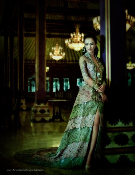 Kebaya Am 222 artikel ilmu fashion kebaya by avantie