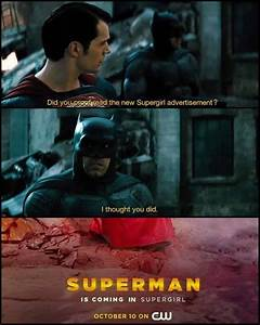 27 Hilarious Supergirl Vs Superman Memes That You Just Can