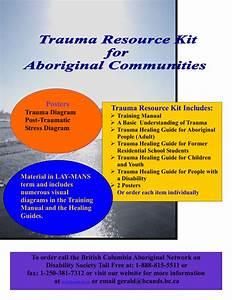 The Trauma Resource Kit For Aboriginal Communities The Trauma